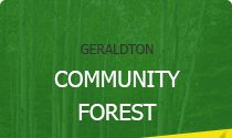 Geraldton Community Forest Main Website