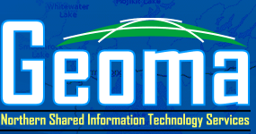 GEOMA, Northern Shared Information Technology Services